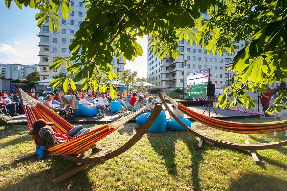 Mokotowski Business Park zje zdrowo i ekologicznie