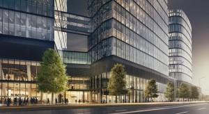 Ghelamco ma miliony euro na The Warsaw Hub. To rekordowy kredyt na budowę