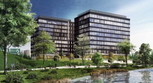 Postępy w budowie Arkada Business Park