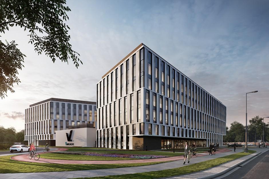 Najbardziej zielony biurowiec w Krakowie