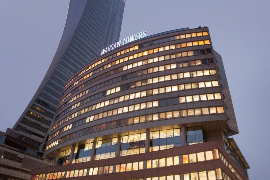 Nowi najemcy w Warsaw Towers