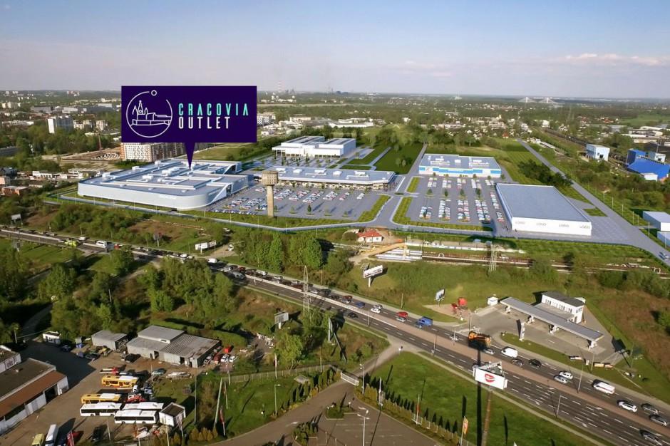 Cracovia Outlet - inwestycja z potencjałem
