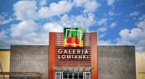Galeria Łomianki w zieleni