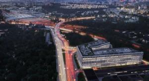 Najbardziej ekologiczny biurowiec Europy z kamieniem węgielnym