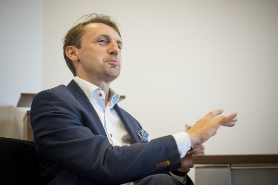 Dariusz Blocher będzie zarządzał rynkiem europejskim Ferrovial