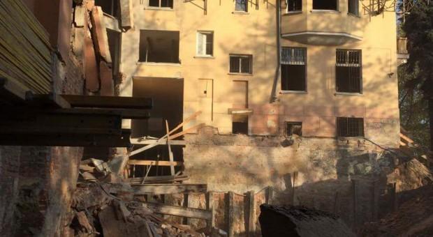 Hotel Karat ewakuowany