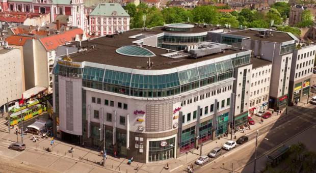 Kupiec Poznański odmieni część biurową