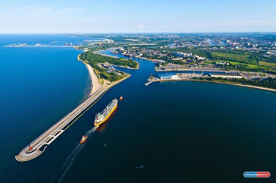 Kamień milowy w budowie portu centralnego