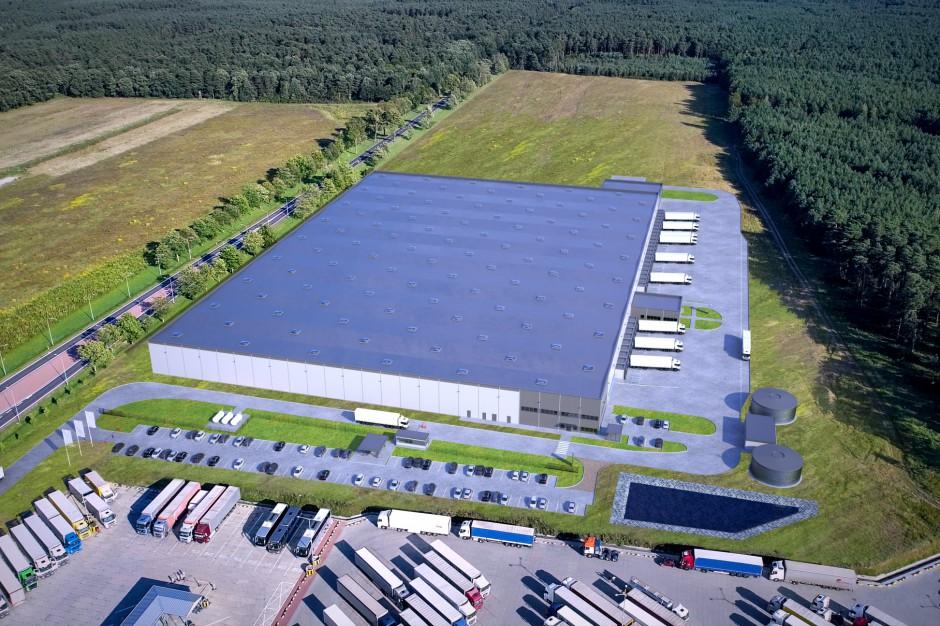 Goodman buduje magazyn dla BMW