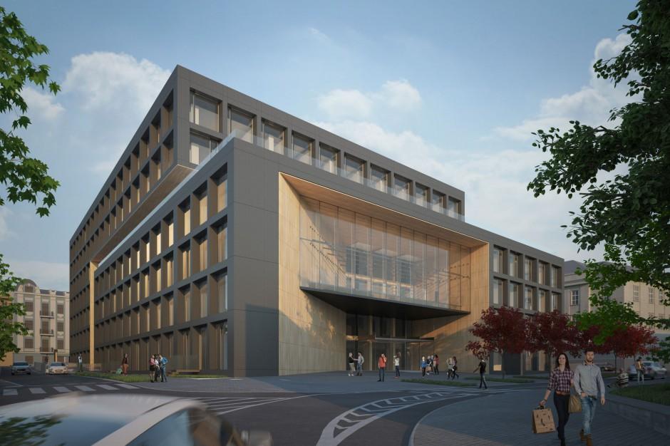 Orion buduje nowoczesny biurowiec w Lublinie