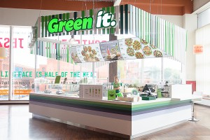 W Manufakturze - bardziej zielono