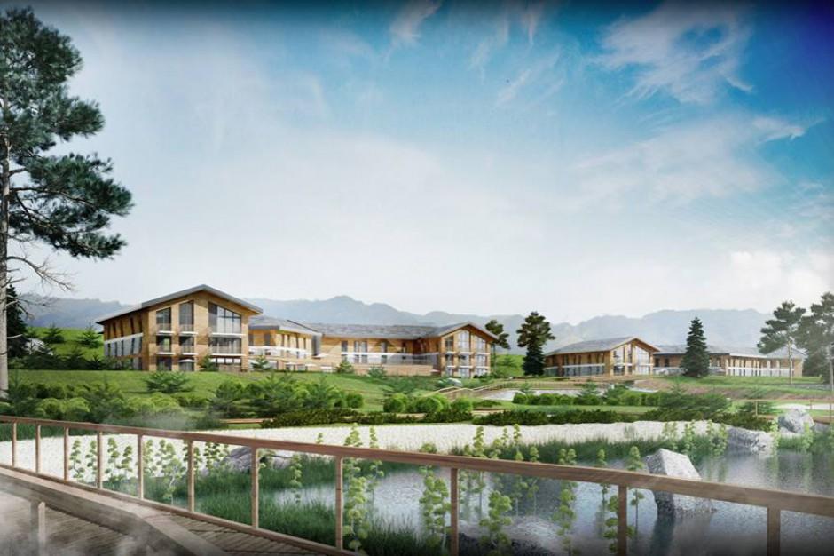 Europlan buduje condohotel w sercu Karkonoszy