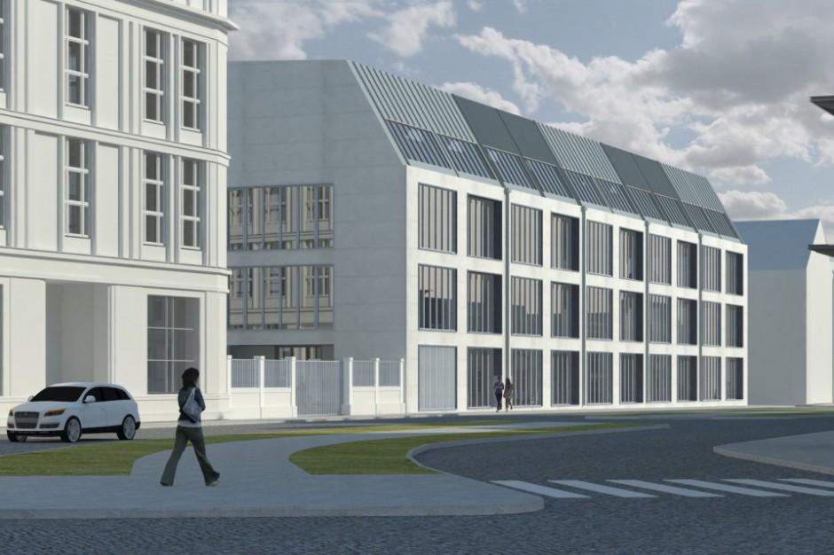 LPP refinansuje budowę biurowców