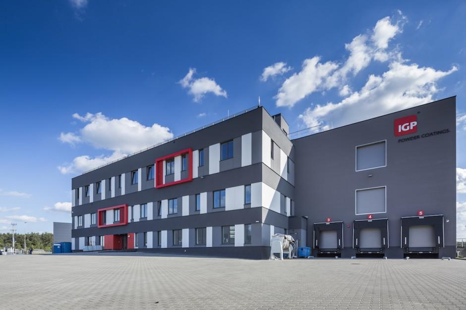 Szwajcarska firma rusza w Polsce z nowoczesną produkcją