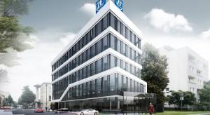 Siedziba Centrum IT ZF TRW nabiera kształtów