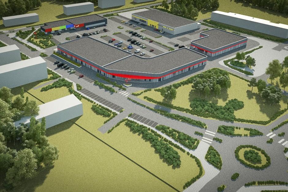 Premium Park Łowicz ma zielone światło na start budowy