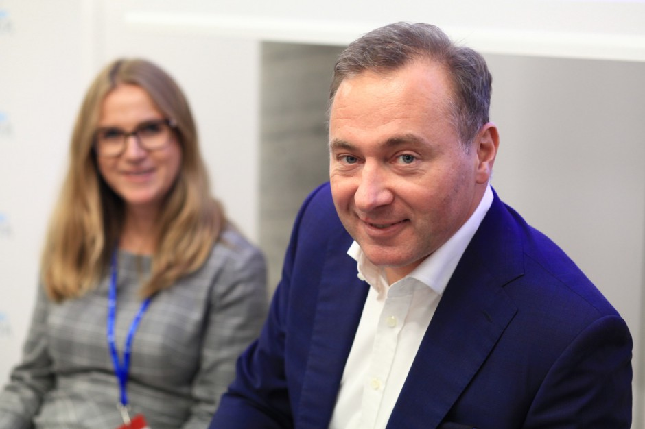 Karol Kalicki, prezes zarządu Upside Propert