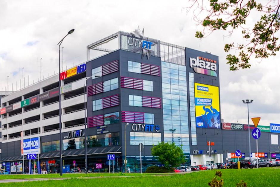 Nowe marki i aranżacje - tak zmienia się Plaza Rzeszów
