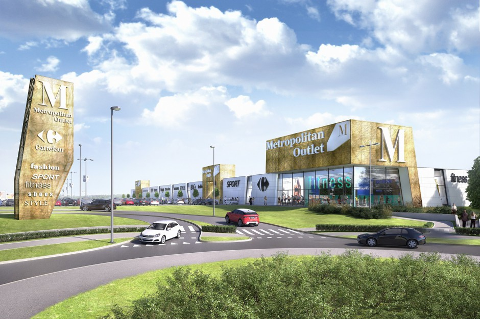 W Metropolitan Outlet Bydgoszcz segment fashion rośnie w siłę