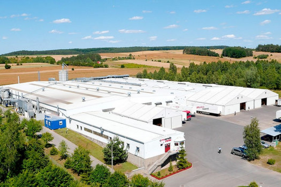 Producent mebli rozbudowuje fabrykę w Warmińsko-Mazurskiej SSE
