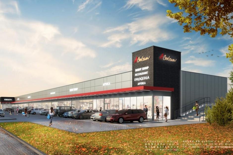 Retail park dla Iławy