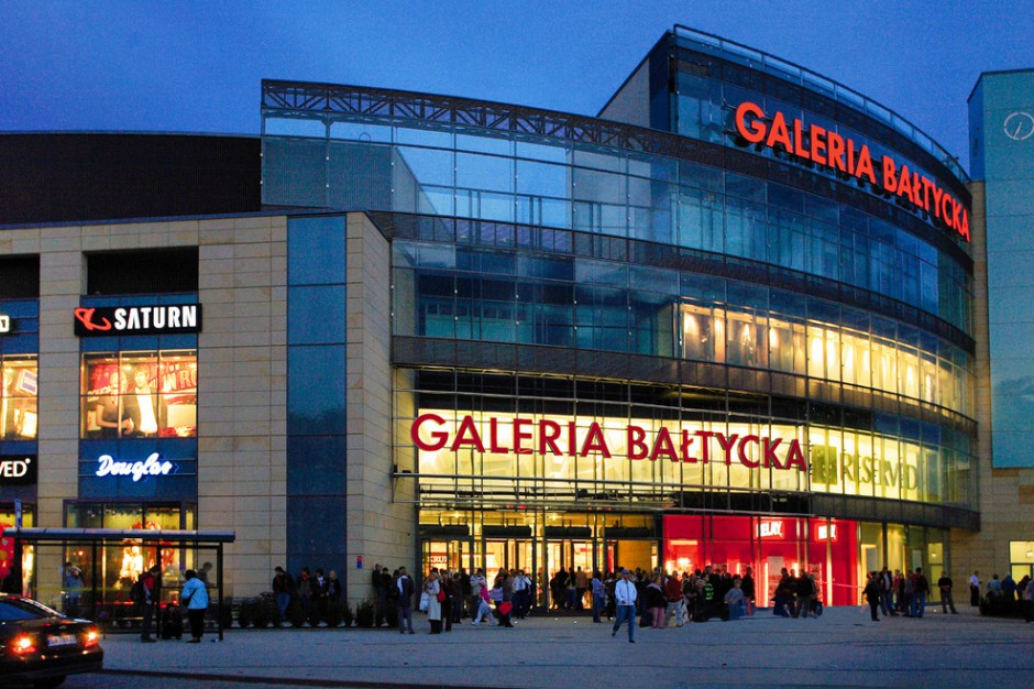 Deutsche Hypo finansuje gdańskie centrum handlowe