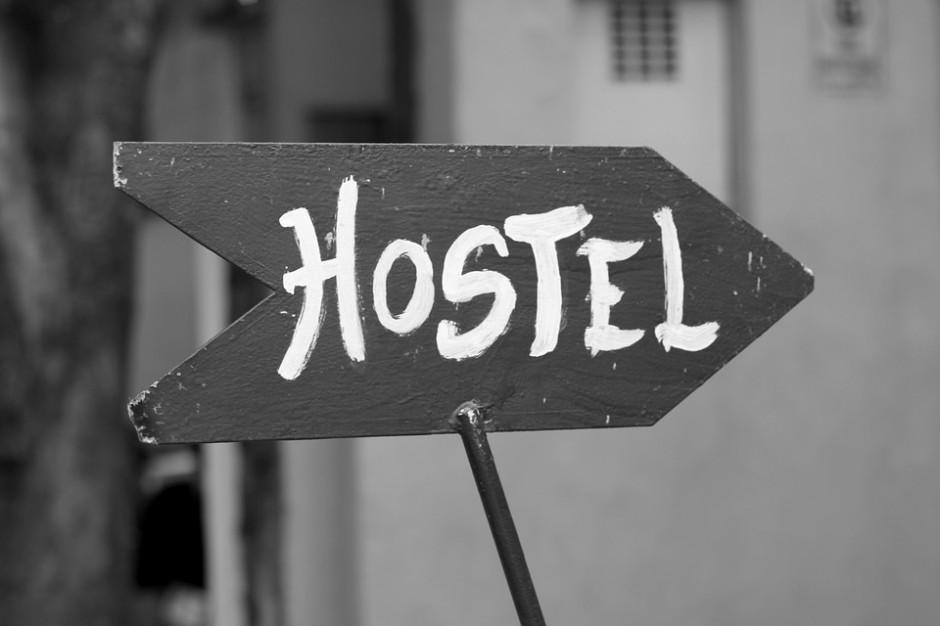 Kiedyś hotel, dziś hostel o lepszym standardzie