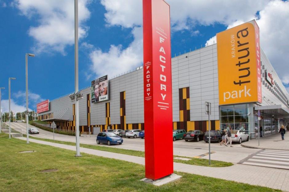 Znane marki w krakowskim Factory i Futura Parku