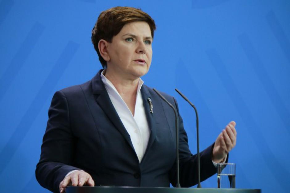Premier mówi tak całkowitemu zakazowi handlu w niedziele