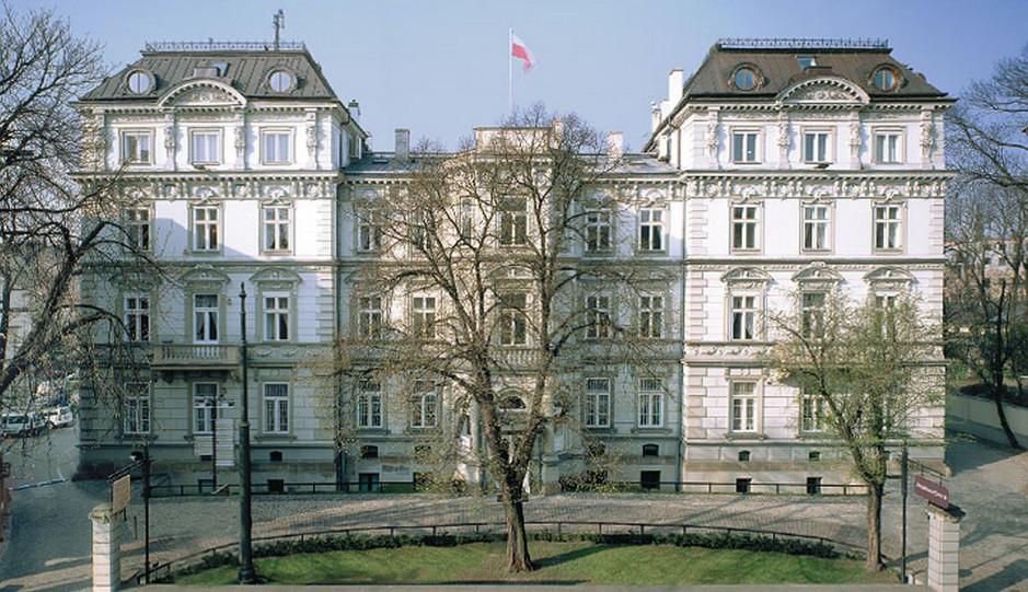 Pałac Pugetów. Fot. www.palac.pl