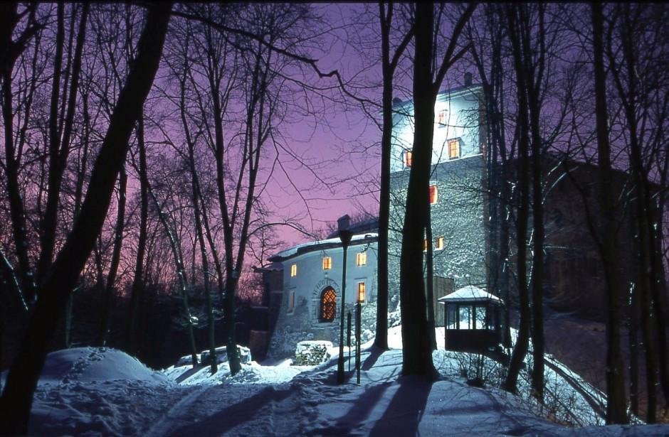 Zamek w Korzkwi. Fot. www.donimirski.com