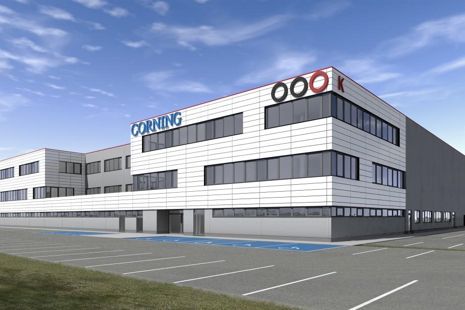 Segro buduje dla stałego klienta. Nowy zakład dla Corning Optical Communications Polska w Strykowie