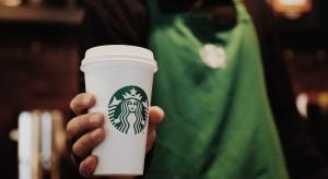 Dwie kawiarnie Starbucks w jednym Galaxy Centrum