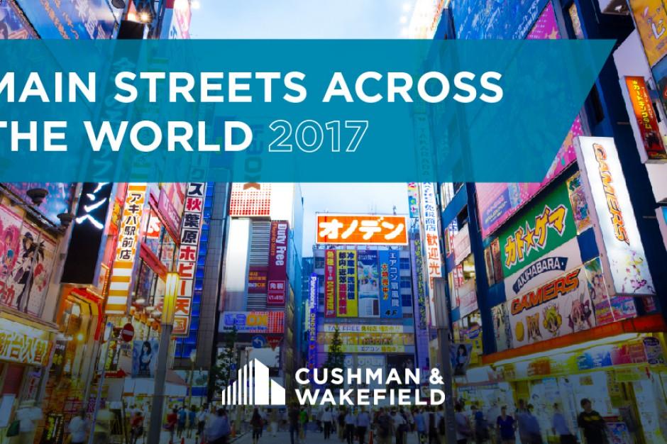 Nowojorska Górna Piąta Aleja wciąż najdroższą ulicą handlową świata