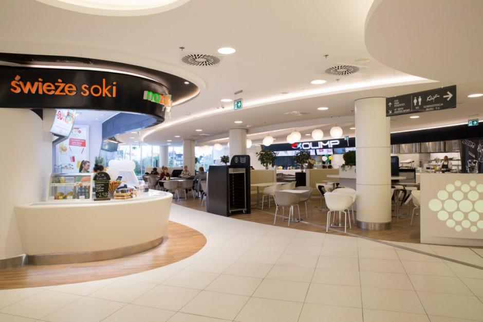 Gdyński Klif powiększa się o strefę restauracyjną