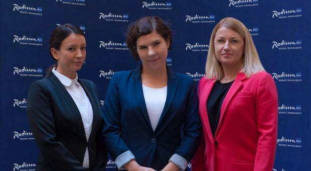 Mocne damskie trio w Radisson Blu Resort w Świnoujściu