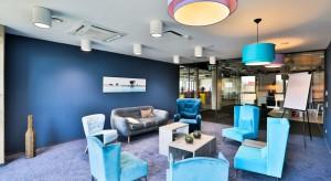 Coworking w stylu cozy house. Zobacz przestrzeń w gdańskim Olivia Business Centre