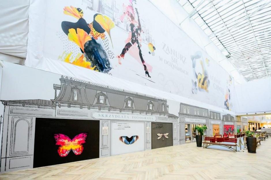 Atrium Promenada ma swój patent na wykorzystanie przestrzeni podczas remontów