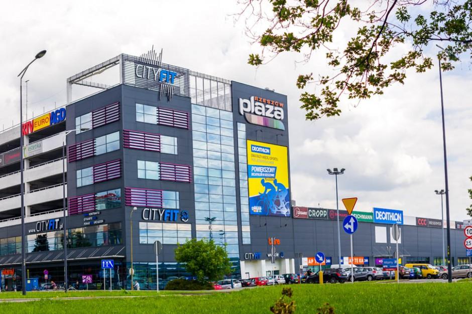 Plaza Rzeszów w nowej odsłonie ma powodzenie u najemców