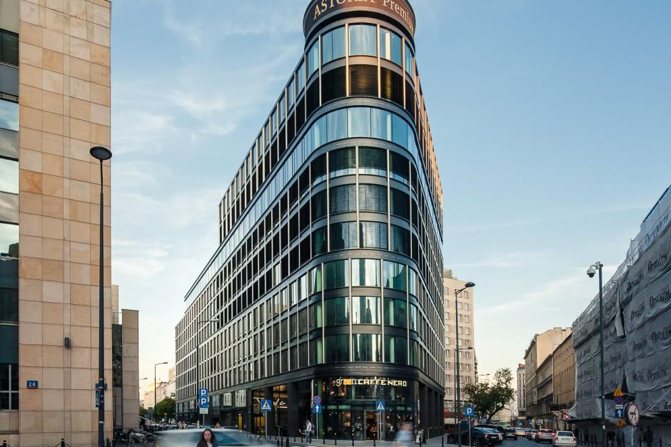O zielonym budownictwie w biurowcu Astoria Premium Offices