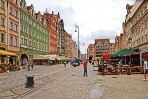 Wegańskie buty, rowery i miejskie śniadania. Tak Wrocław tworzy ulice handlowe