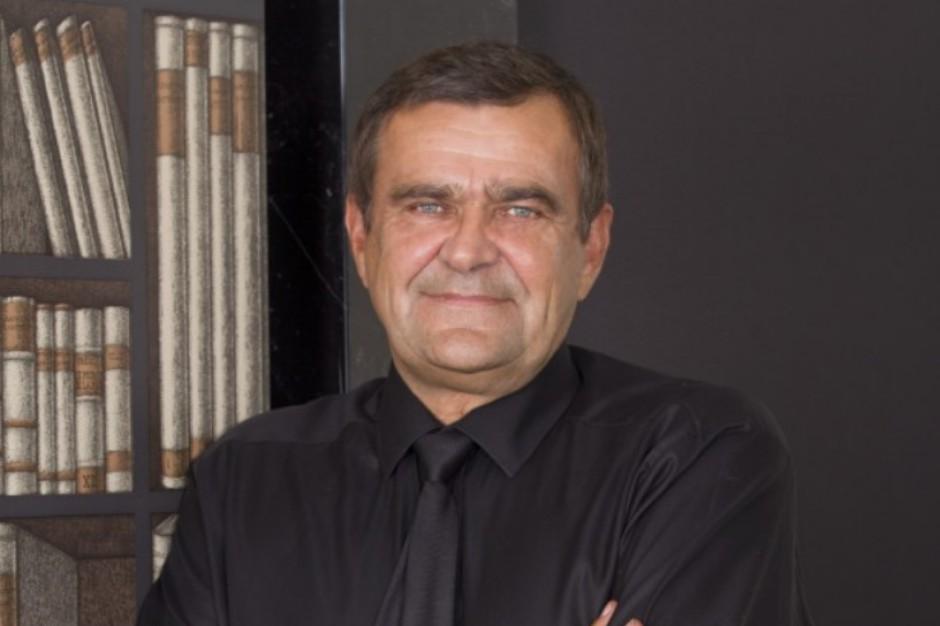 Roman Karkosik z wyrokiem sądu