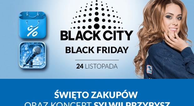Black City w Blue City