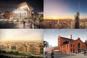 Na te inwestycje czekamy! TOP 20 największych projektów komercyjnych w budowie