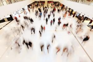 Ewakuowano centrum handlowe w Nowym Dworze Mazowieckim