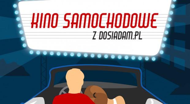 Kino samochodowe w CH Bielawy