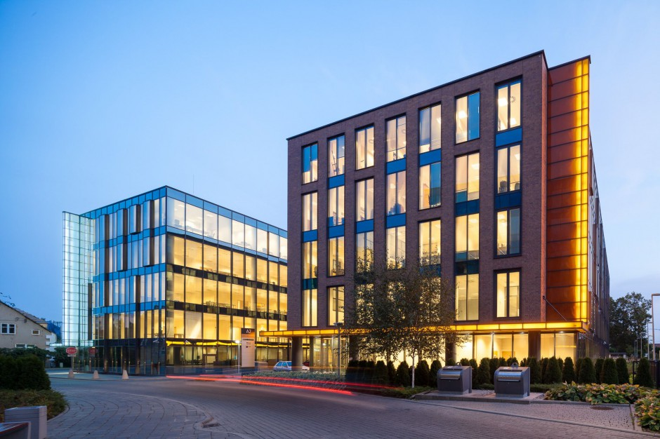 Arkońska Business Park skusiła bank i branżę IT