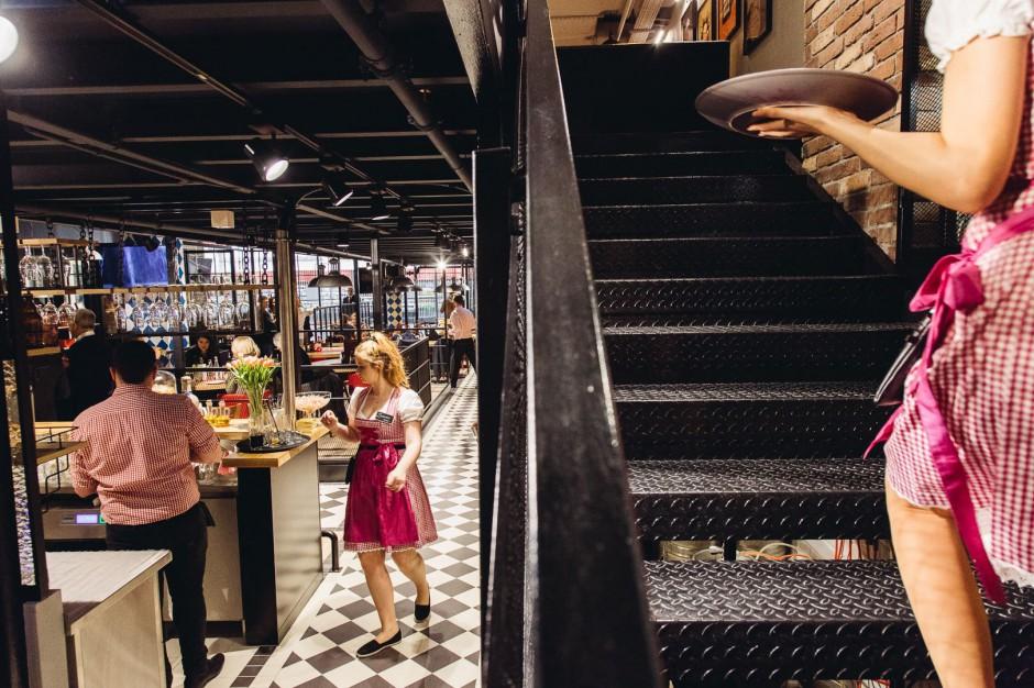 Bierhalle dopełnia gastronomiczne zaplecze Galerii Północnej