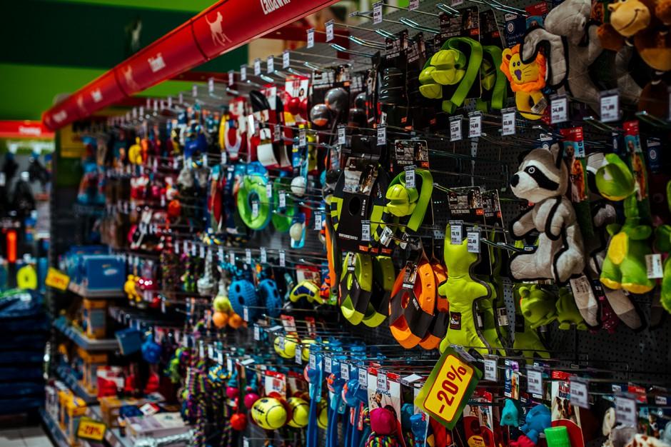 Maxi Zoo podwaja liczbę sklepów