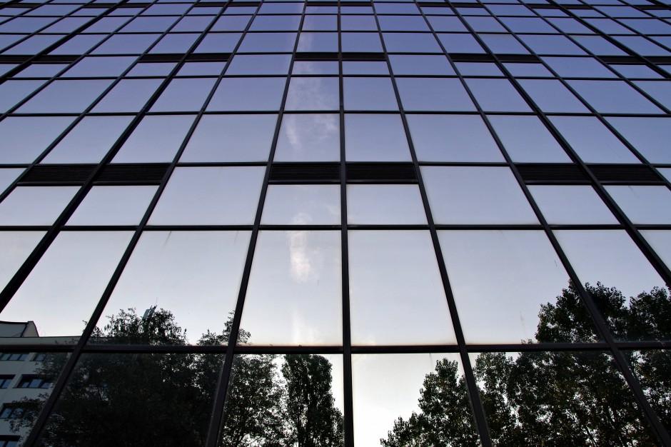 Nowy biurowiec rośnie Poznaniu